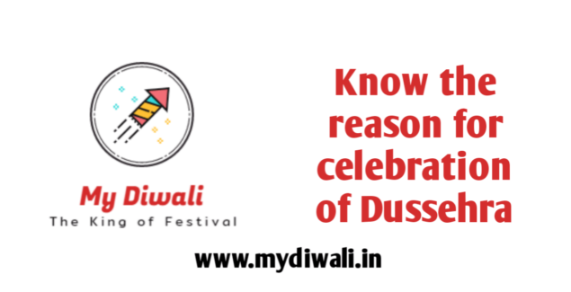 Why Dussehra is celebrated-